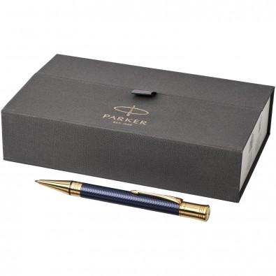 Duofold Premium Kugelschreiber, navy,gold