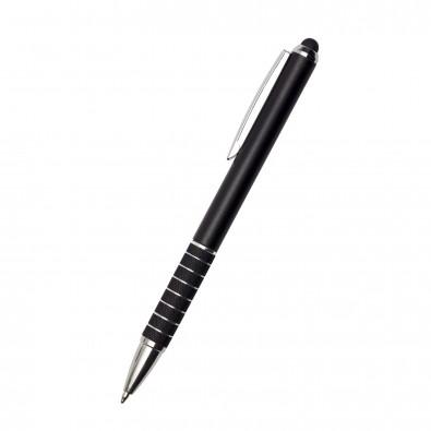 Kugelschreiber CLIC CLAC-HOLLOLA, schwarz