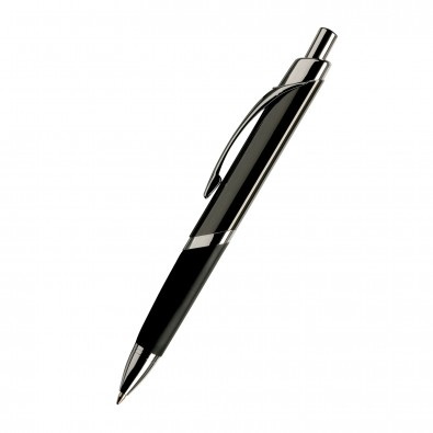 Kugelschreiber CLIC CLAC-STOCKHOLM, grau