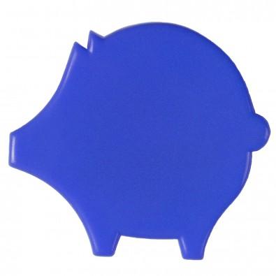 Magnet Schwein, standard-blau PS