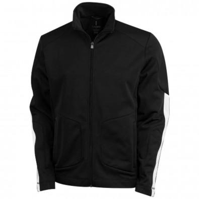 Maple Trainingsjacke, schwarz, XL