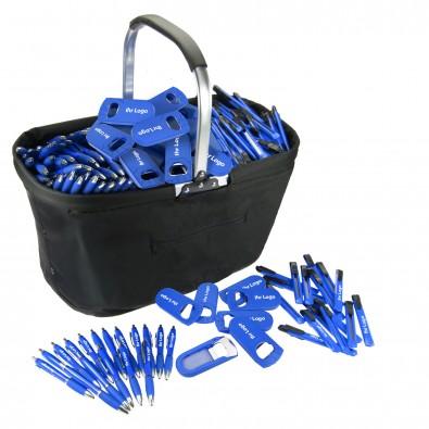 Mega-Sparset: 501 Teile, blau