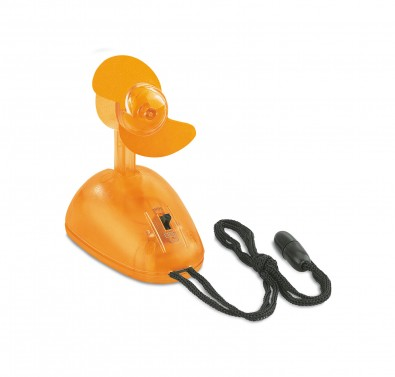 Miniventilator REFLECTS-PÄRNU, orange