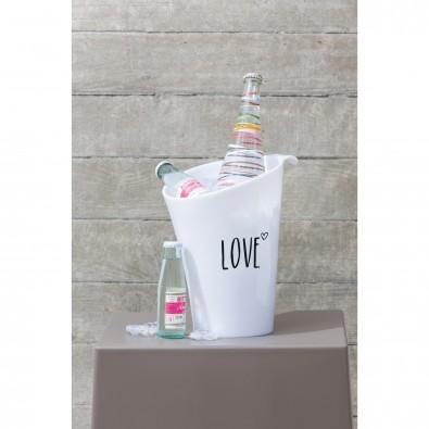 PURE Flaschenkühler, cotton white
