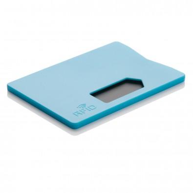 RFID Anti-Skimming-Kartenhalter, blau