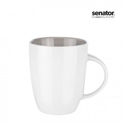 SENATOR Elite Inside Tasse, gray RAL 7030