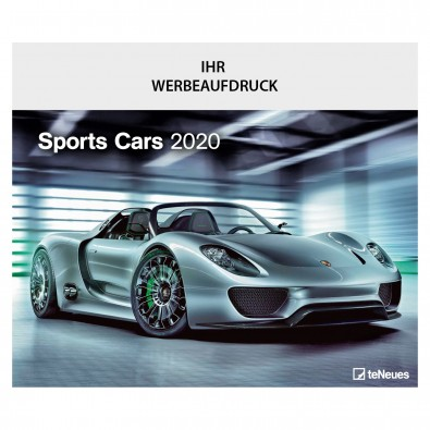 Bildkalender Sports Cars 2020