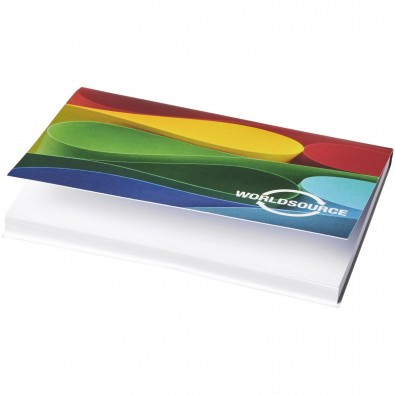 Sticky-Mate® Haftnotizen A7 100x75, weiss, 50 Blatt