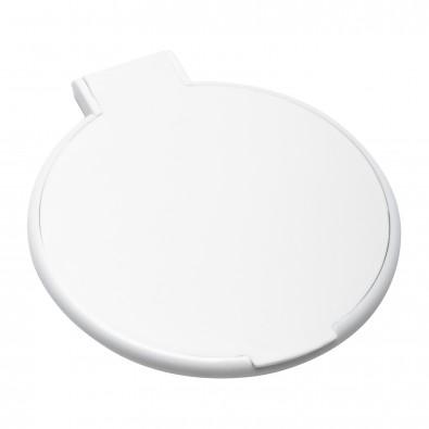 Taschenspiegel REFLECTS-OWEGO, weiß, weiß