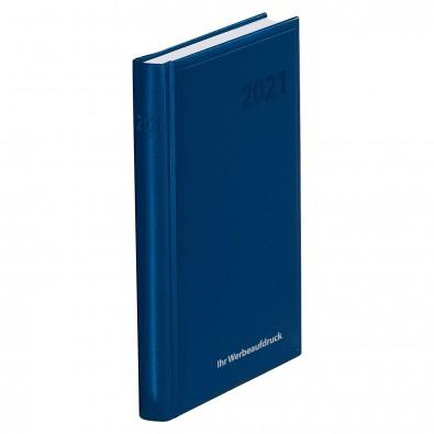 Terminax Datemaster Buchkalender 2020 Blau