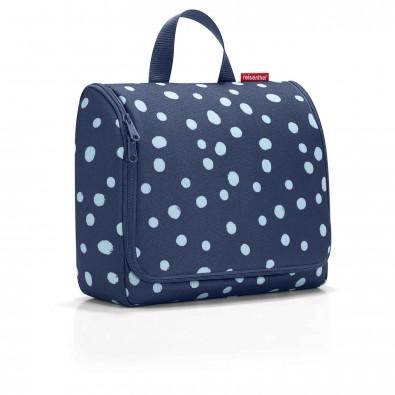 Toiletbag XL, spots navy