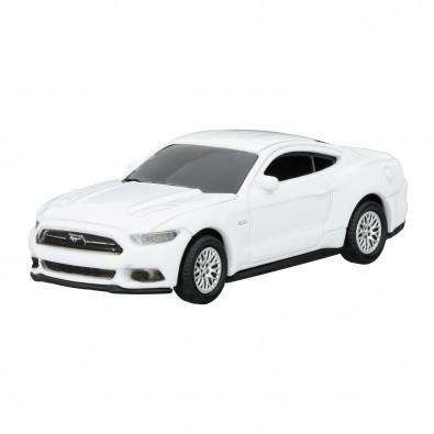 USB-Speicherstick Ford Mustang 1:72, weiß, 16 GB