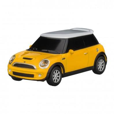 USB-Speicherstick Mini Cooper 1:68 gelb | 16GB