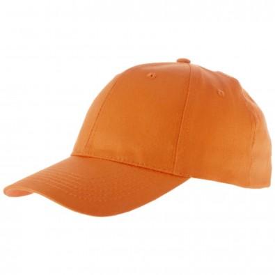 Watson Kappe mit 6 Segmenten, orange
