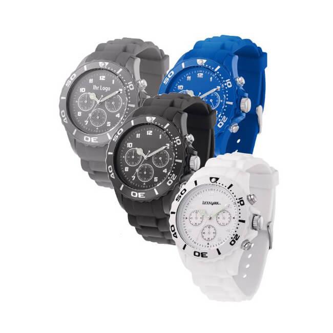 Werbegeschenk Uhren: Uhren mit Werbeaufdruck günstig online bestellen