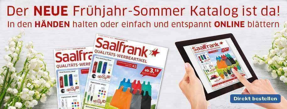 Neuer Katalog Frühjahr Sommer